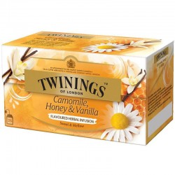 **twinings camomille 25pc
