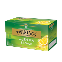 **twinings citron 25pc
