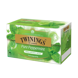 **twinings menthe 20pc