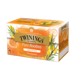 **twinings pure rooibos 25pc