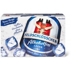 Feldschlöss. s/alcool 10x33 cl