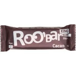 Barre cru de cacao  bio 50gr