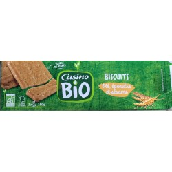Casino biscuits BIO sésame...