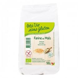 Farine de maïs 500gr