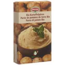Morga purée pomme de terre bio
