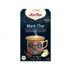 Thé épicé black chai