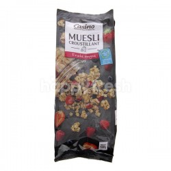 Casino müesli Fruits rouge...