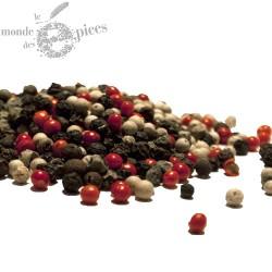 5 poivres moulin 50gr