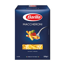 Barilla maccaronis 44 500 g
