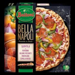 BELLA NAPOLI Pizza Diavola...