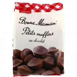 Bonne maman muffins...