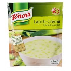 Knorr crème poireaux 4 p. 91 g