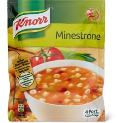 Knorr minestrone 4 port. 74 g