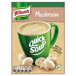 Knorr QSK champignon 3 p. 54 g