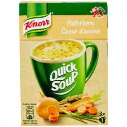 Knorr QSK coeur avoine 3p 51 g