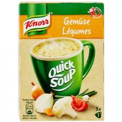 Knorr QSK légumes été 61 g