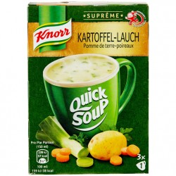 Knorr QSK p.d.t. poireaux 48 g