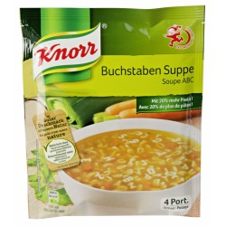 Knorr soupe ABC 4 port. 55 g