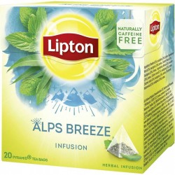 Lipton alpes pyramid 20 pc