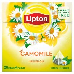 Lipton camomille pyramid 20 pc