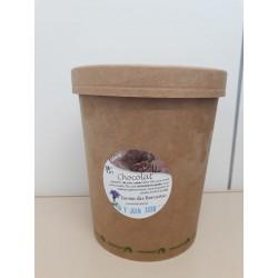 Glace chocolat 1lt