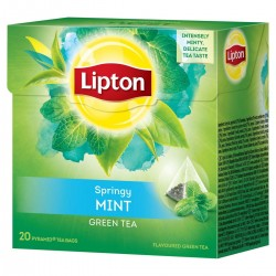 Lipton menthe pyramid 20 pc