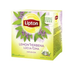 Lipton verveine pyramid 20 pc