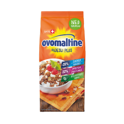 Ovomaltine müesli plus 420 g