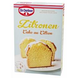 Dr Oetker cake citron 485 g