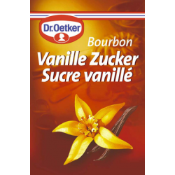 Dr Oetker sucre vanille 3x8 g