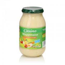 Casino  mayonnaise 470gr
