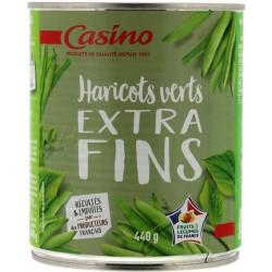 Casino haricots 800 grs