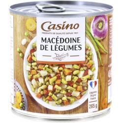 Casino macédoine légumes 400gr