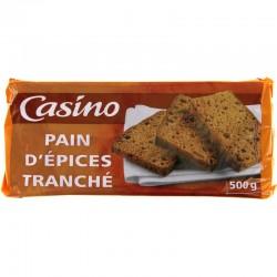 Casino pain d'épice 500 grs