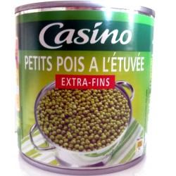 Casino petit pois 400grs
