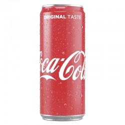 Coca-Cola boîte  33 cl