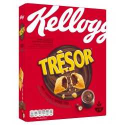 Kelloggs Tresor choco 375 g