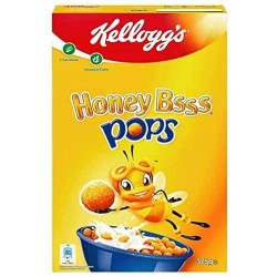 Kelloggs Pops honey bss 375 g
