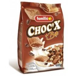Familia Choc'x plus Bits 600 g
