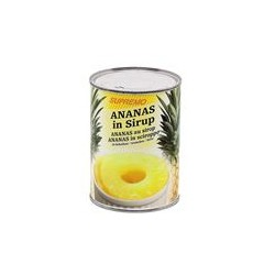 Supremo ananas 8 tran. 825 g