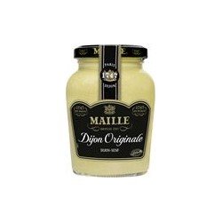 Maille mout.Dijon blanc 215 g