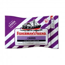 Fisherman's s/sucre cassis...