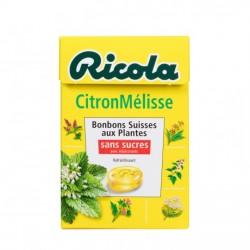 Ricola citron mélisse 50 g