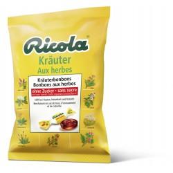 Ricola herbes s/scre sa. 125 g