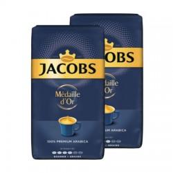 Jacobs Méd.d'Or grain 2x500 g