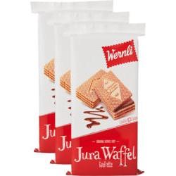 Wernli Gaufrettes Jura 3x250 g