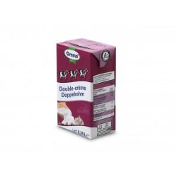 Double crème 45% 1/4lt cremo