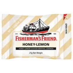 Fisherman's honey lemon...