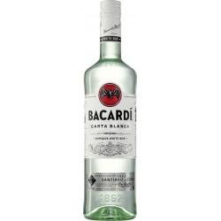 Bacardi rhum blanc 70 cl