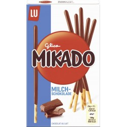 Lu Mikado chocolat lait 75 g